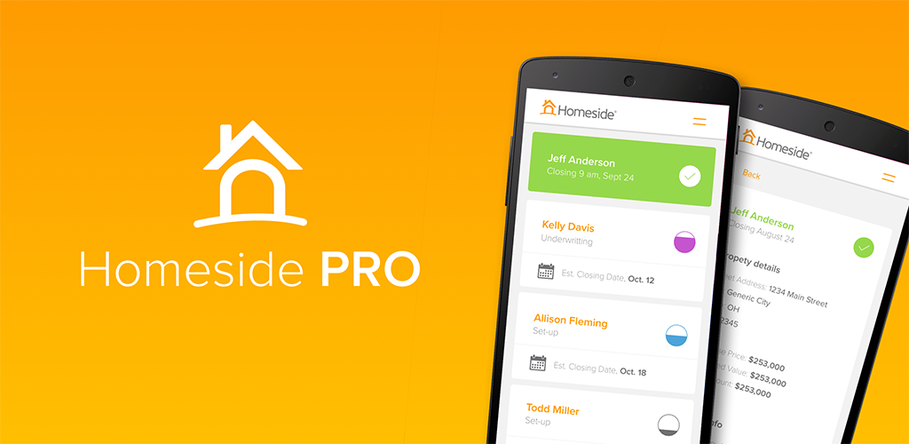 Homeside PRO (Android / iOS)